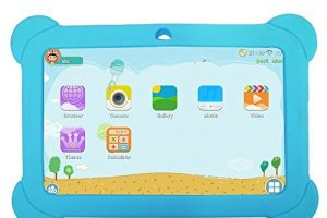 modelo tablet niños